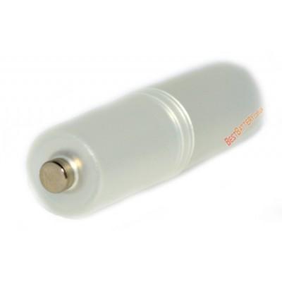 Переходник Soshine с ААА на AA аккумулятор (превращает минипальчиковый аккумулятор в пальчиковый).