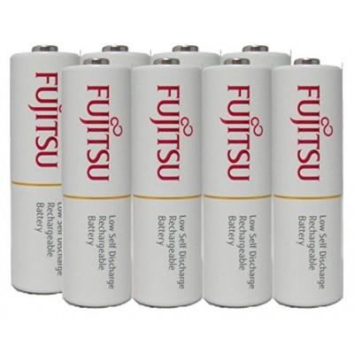 Пальчиковые AA аккумуляторы Fujitsu 2000 mAh (min 1900 mAh), версия HR-3UTC EX в боксе - аналог Eneloop. Цена за уп. 4 шт.