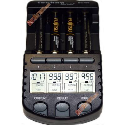 Минипальчиковые AAA аккумуляторы Fujitsu 950 mAh (min 900 mAh) HR-4UTHC поштучно. Аналог Eneloop Pro. Цена за 1 шт.