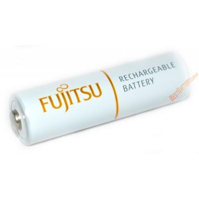 Японские пальчиковые АА аккумуляторы Fujitsu 2000 mAh в боксе (аналог Sanyo Eneloop HR-3UTGB). Цена за уп. 4 шт.