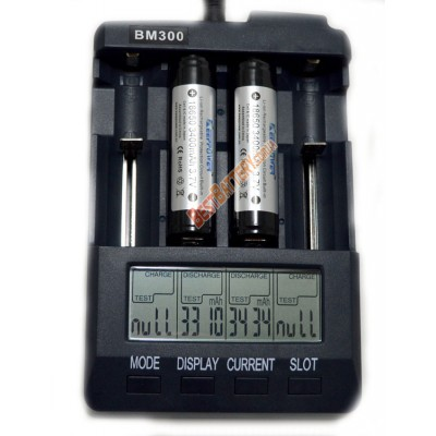 Li-Ion аккумулятор KeepPower 18650, ёмкостью 3400 mAh с платой защиты (внутри элемент Panasonic).