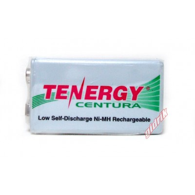 "Tenergy Centura LSD 9V - низкосаморазрядный аккумулятор ""Крона"" от американского производителя Tenergy."