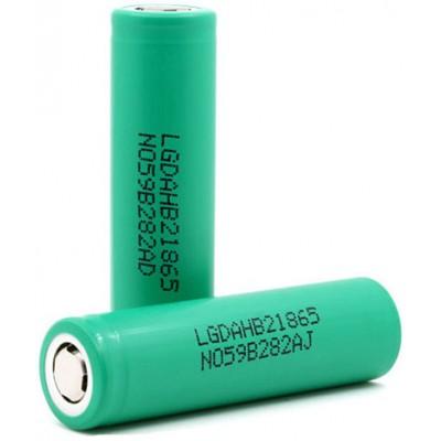 Высокотоковый Li-Ion аккумулятор LG HB2 18650 1500 mAh до 30A. Оригинал.