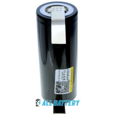 Liitokala 26650 5000 mAh Lii-50A с лепестками (под пайку) Li-Ion. 10A (25A). Оригинал. Реальная ёмкость.