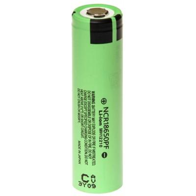 Промышленный Li-Ion аккумулятор Panasonic NCR18650PF 3.7V 2900mAh без защиты. Высокотоковый.