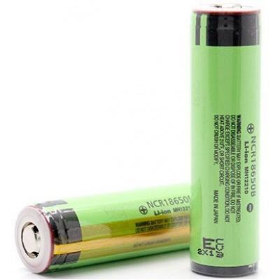 Защищенный Li-Ion аккумулятор Panasonic NCR18650B 3400 mAh. Оригинал.
