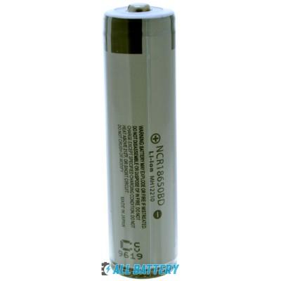 Panasonic NCR18650BD 3200 mAh с защитой (Protected). Оригинал - JAPAN.