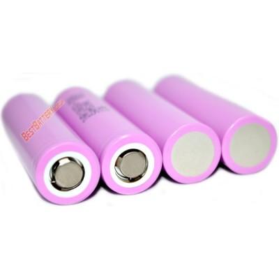 Li-Ion высокотоковый аккумулятор Samsung INR 18650 30Q SDI ёмкостью 3000 mAh без защиты. 15A (30A).