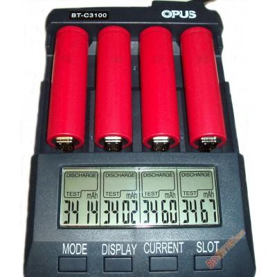 Li-Ion аккумулятор Sanyo NCR18650BF 3400 mAh без защиты (промышленный), Япония.