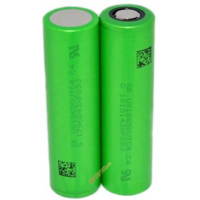 Высокотоковый Li-Ion аккумулятор Sony / Murata US18650VTC4 2100 mAh до 30A. Оригинал.