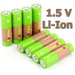 АА на 1.5В (Li-Ion) (4)