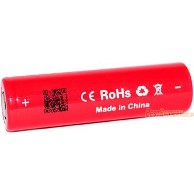 Li-Ion аккумулятор 18650 VapCell 3100 mAh высокотоковый 20А (40А), без защиты. IMR.