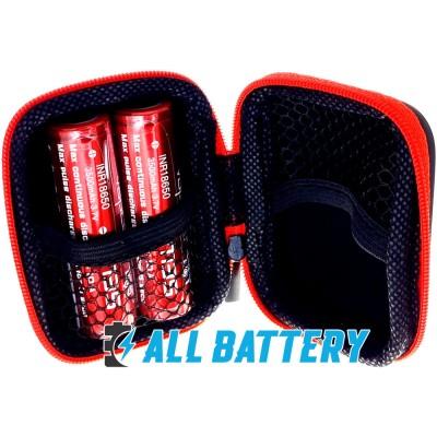 Аккумулятор 18650 VapCell M35 3500 mAh Li-Ion INR, 3.7В, 10А (25A), Red. Без защиты (аналог Sanyo 3500 GA).