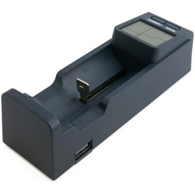 Зарядное устройство ExtraDigital BTC10 для Ni-Cd, Ni-Mh, Li-Ion и LiFePO4 аккумуляторов + Power Bank.