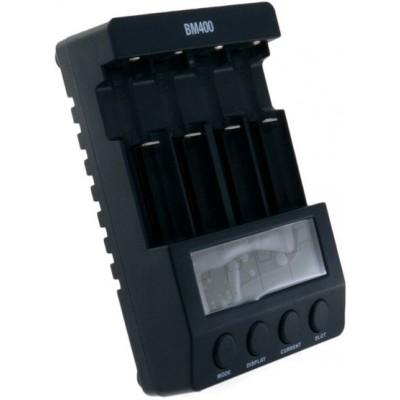Extradigital BM 400 v2.2 - интеллектуальное зарядное устройство для Ni-Cd / Ni-Mh и Li-Ion аккумуляторов с подключением к ПК.