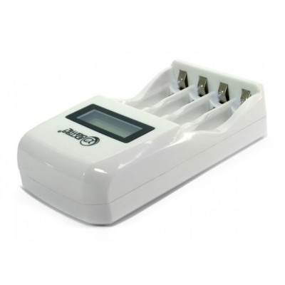 Автоматическое зарядное устройство EXTRADIGITAL BC180 + Автоадаптер.