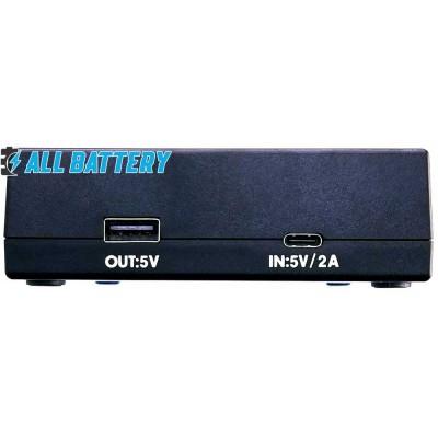LiitoKala Lii-M4 - универсальное ЗУ, 4 канала, Li-Ion, Ni-Mh, Ni-Cd + Power Bank, USB Type-C. Оригинал.
