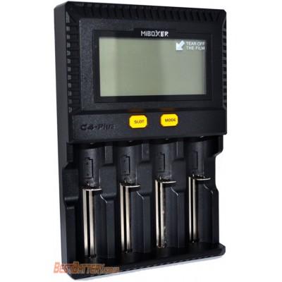 Быстрое зарядное устройство Miboxer C4 PLUS. Универсальное на 4 канала. Max ток - 2.5А.