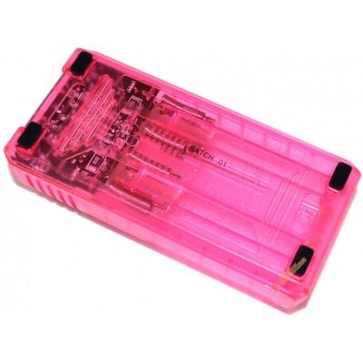 Зарядное устройство Nitecore Q2 розового цвета (Pinky Peach) для Li-Ion / IMR аккумуляторов. Ток 2А.