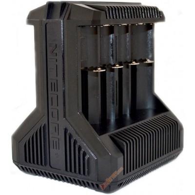 Универсальное зарядное устройство на 8 аккумуляторов Nitecore i8 для Li-Ion / IMR, Ni-Mh / Ni-Cd.