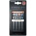 Зарядное устройство Panasonic Eneloop BQ-CC55E Quickcharger и 4 АА аккумулятора Panasonic Eneloop 2500 BK 3HCDE.