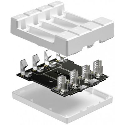 Soshine Chocolate 1.5V USB зарядное устройство для АА и ААА Li-Ion аккумуляторов на 1,5В.