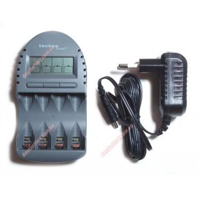 Technoline BC 450 - интеллектуальное автоматическое зарядное устройство с независимыми каналами.