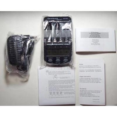 Technoline BC 700 - интеллектуальное зарядное устройство c 4-мя независимыми каналами для АА, ААА аккумуляторов.