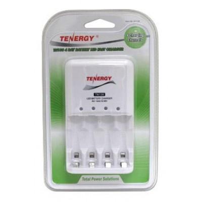 Зарядное устройство Tenergy TN138 на 4 АА или 4 ААА аккумулятора, автоматическое.