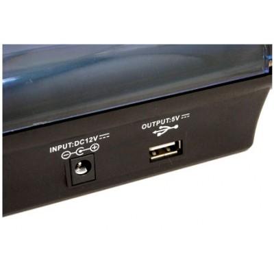 Универсальное быстрое зарядное устройство для всех размеров Ni-Cd/Ni-MH аккумуляторов Tenergy T9688.
