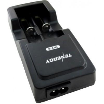 Универсальное зарядное устройство Tenergy TN270 для Li-Ion аккумуляторов 18650, 14500 и др.