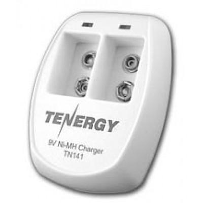 Зарядное устройство Tenergy TN 141 и 2 ёмких аккумулятора Крона Tenergy 9V 250 mAh.