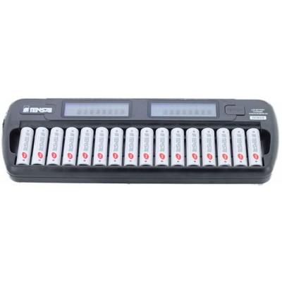 Tensai TI-1600L - автоматическое зарядное устройство с 16 независимыми каналами.