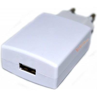 Сетевой адаптер UBP-008 с USB для зарядных устройств XTar, Nitecore и др. Выход 5V 2000 mA.