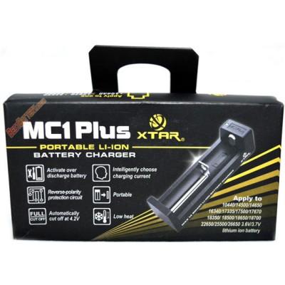 Универсальное быстрое зарядное устройство XTar MC1 Plus для Li-ion аккумуляторов.