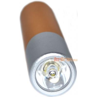 Soshine EC1 - светодиодный фонарь на 200 lm в алюминиевом корпусе  + Power Bank на 3200 mAh.