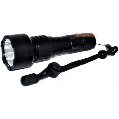 Походный фонарь Soshine TC15 USB на 1100 люмен в алюминиевом корпусе с питанием от 1х18650.