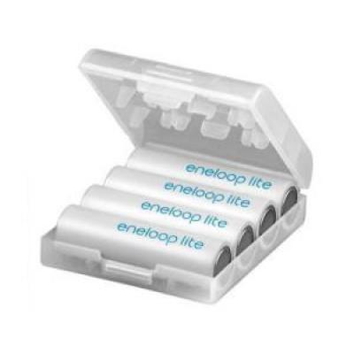 Sanyo Eneloop Lite HR-3UQ - низкосаморазрядные аккумуляторы от Sanyo с 2000 циклов заряд/разряд.