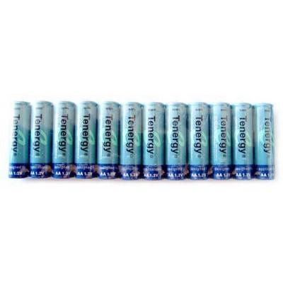 Tenergy 2600 mAh - высококачественные пальчиковые аккумуляторы из США. Цена за 1 шт.