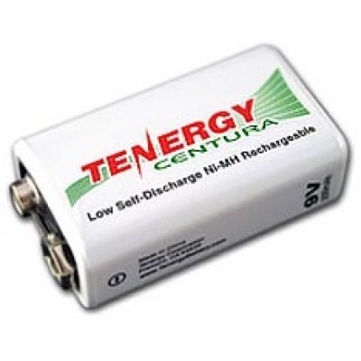 Зарядное устройство Tenergy TN 141 и 2 аккумулятора Крона Tenergy Centura LSD 200 mAh.