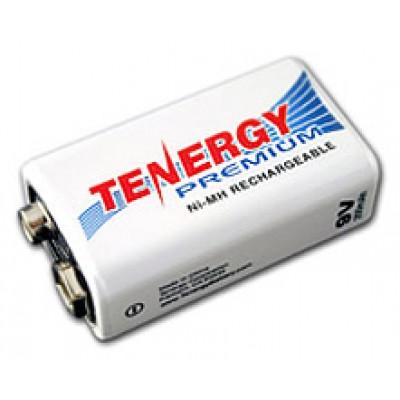 """Tenergy Premium 9V 200 mAh - аккумулятор типа """"Крона"""" от Tenergy."""