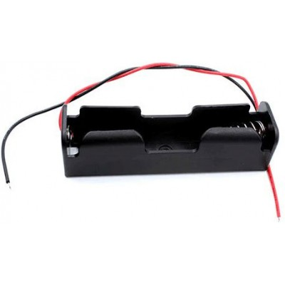 Держатель (холдер) с контактами на 1 аккумулятор 18650 (3.7V).