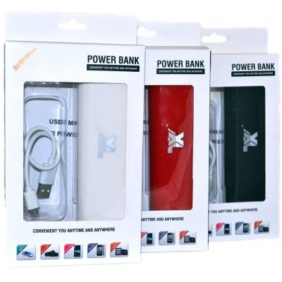 Мобильный аккумулятор Power Bank HQ-Tech XL 5508, 10400 mAh, 2 USB выхода.