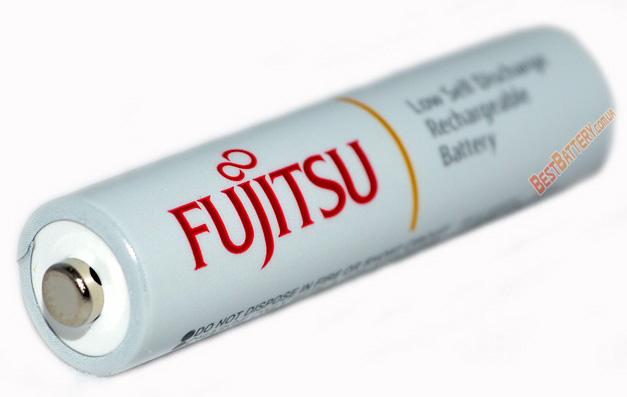 Fujitsu 800 mAh (HR-4UTC) AAA аккумуляторы