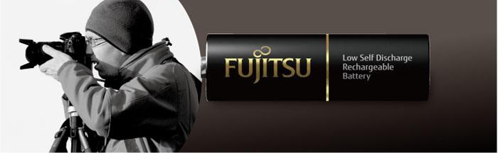 Fujitsu Pro 2550 mAh (HR-3UTHC) - японские пальчиковые аккумуляторы на базе элемента Panasonic Eneloop Pro 2550 mAh