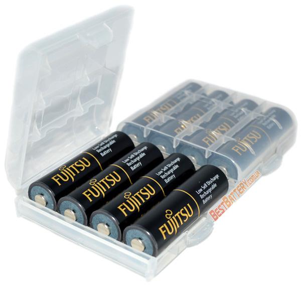 Аккумуляторы Fujitsu Pro 2550 mAh (HR-3UTHC)
