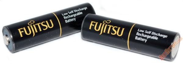Пальчиковые аккумуляторы Fujitsu Pro 2550 mAh (HR-3UTHC) AA