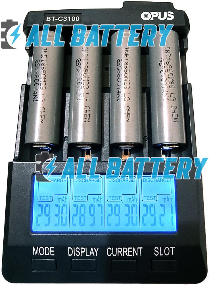 Li-ion аккумуляторы 18650 LG M29 под пайку результаты тестирования, реальная ёмкость.