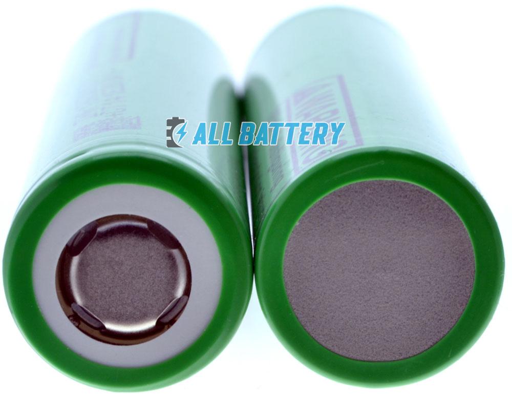 LG MJ1 3500 mAh Li-Ion INR аккумуляторы формата 18650 без защиты, 10А.