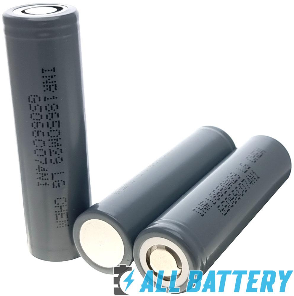 LG M29 2850 mAh 6A (10A) Li-ion аккумулятор формата 18650 без защиты.